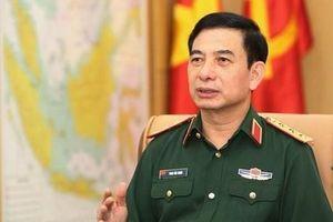 Việt Nam và Myanmar tăng cường hợp tác quốc phòng