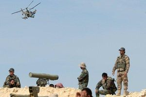 Chiến sự Syria: Liều lĩnh nổi dậy ám sát binh lính Syria, phiến quân bị giáng đòn chí tử