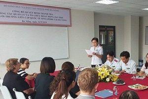 Sau khi phụ huynh kiện, trường 'quốc tế' Singapore bị thanh tra
