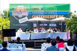 Lễ hội bia 'GBA Oktoberfest 2019' tại Hà Nội diễn ra trong 3 ngày từ 17 - 19/10