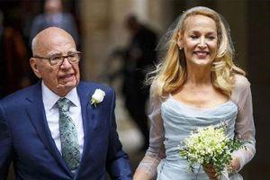 Những vụ ly hôn tốn kém của tỷ phú Rupert Murdoch