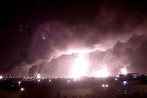 Tình báo Mỹ: Vụ tấn công Saudi Arabia có tên lửa hành trình phía Iran?