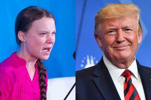 Chế giễu nhà hoạt động trẻ, ông Trump hứng trọn 'búa, rìu' dư luận