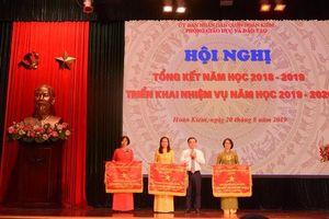 Ngành Giáo dục và Đào tạo quận Hoàn Kiếm: Điểm sáng thi đua của Thành phố