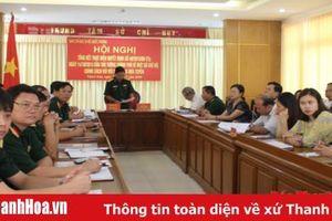Tiếp tục thực hiện tốt chế độ, chính sách đối với dân công hỏa tuyến