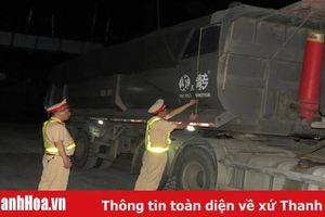 Xử lý vi phạm xe quá tải, vi phạm kích thước thùng hàng: Không phải 'một sớm, một chiều'