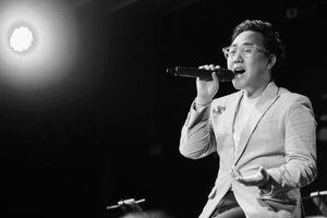 Trung Quân Idol mang giọng hát 'khủng' đến phục vụ khán giả Vĩnh Phúc