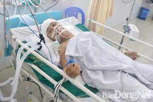 Cứu sống một thanh niên bị đâm lủng phổi, xuyên sọ não