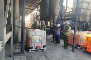 Hơn 11 nghìn lít xăng kém chất lượng vừa bị tiêu hủy
