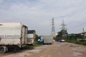 Quận Hoàng Mai (Hà Nội): Bãi xe 'khủng' thách đố công an dám lân la đến kiểm tra sẽ bị xử lý triệt để?