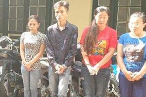 Ổ nhóm trộm cắp xe máy 'xuất khẩu' ra nước ngoài