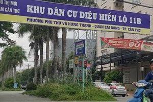 Chủ tịch UBND TP Cần Thơ chỉ đạo khẩn 'xóa điện câu đuôi' khu dân cư Diệu Hiền