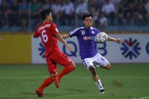 Trực tiếp Hà Nội FC 2-2 SC 4.25: Đội khách gỡ hòa đầy bất ngờ