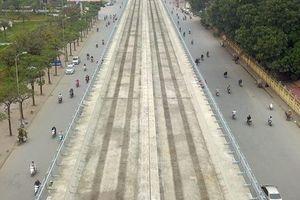 Hà Nội cấm đường Xuân Thủy - Cầu Giấy phục vụ lắp đặt thang máy tại dự án đường sắt Nhổn - Ga Hà Nội