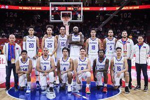 Nhằm mục tiêu bảo vệ ngôi vương tại SEA Games, đội tuyển Philippines bổ sung dàn sao tới từ FIBA World Cup 2019