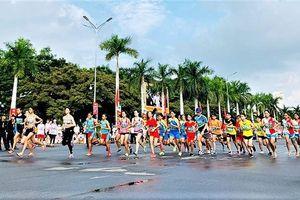 Gần 2.000 vận động viên tranh tài giải việt dã báo Quảng Nam lần thứ 23
