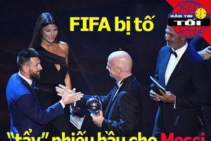 FIFA bị tố 'tẩy' phiếu bầu Messi; Thầy Park nói về lễ bốc thăm