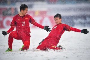 Việt Nam cùng bảng Triều Tiên ở VCK U23 châu Á 2020