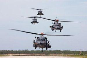 Mỹ bắt đầu sản xuất trực thăng tấn công-cứu hộ HH-60W