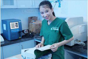 Bác sỹ thú y không đơn giản chỉ là một cái nghề
