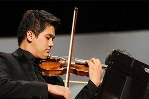 Hòa nhạc Bùi Công Duy và bản Concerto cho violin của Mendelssohn