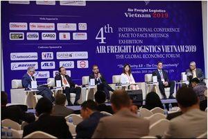 Việt Nam có cơ hội trở thành trung tâm Logistics hàng không của khu vực