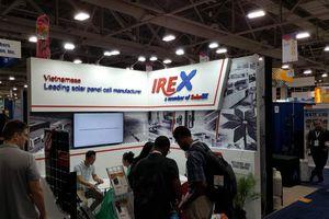 Pin mặt trời Việt Nam nỗ lực chinh phục thị trường Mỹ