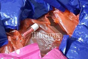 Hải quan Điện Biên chủ trì phối hợp bắt hơn 3.000 viên hồng phiến