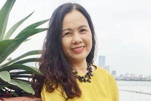 Nhà văn Thùy Dương: Trăn trở với mỗi thân phận Người