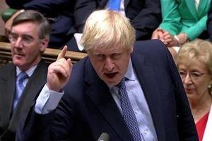 Thủ tướng Anh bị chỉ trích vì sử dụng ngôn ngữ đối đầu tại quốc hội