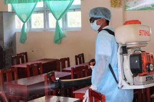 Cà Mau: 232 học sinh bị bệnh với cùng triệu chứng