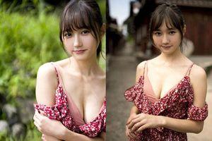 CLIP: Mỹ nhân Nhật khoe 'mặt học sinh, body phụ huynh'