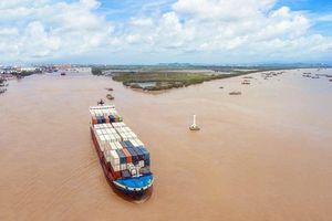 Đề xuất mở tuyến vận tải thủy kết nối với cảng Hải Phòng