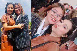 Sang Úc dự lễ tốt nghiệp của con gái, MC Cát Tường xúc động nhắn nhủ: 'Con là thành công lớn nhất của cuộc đời mẹ'