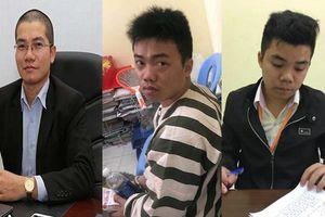 Thêm em trai Chủ tịch địa ốc Alibaba vừa bị công an tạm giữ khẩn cấp vì sao?