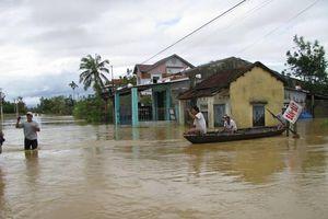 Dự báo thời tiết ngày 26/9: Cảnh báo lũ quét, sạt lở đất ở một số tỉnh miền Trung
