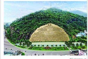 Tạm dừng dự án bức phù điêu 86 tỷ đồng ở Quy Nhơn
