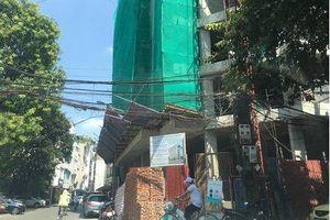 Hà Nội: Sai phạm về TTXD tại dự án số 2 Ngõ Giếng