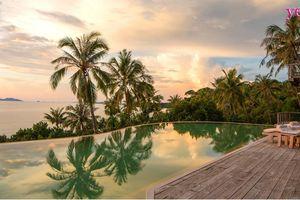 Vừa ngắm mây trời, vừa đổi đời thần tiên tại 4 khách sạn Thái Lan đẹp như 'chốn bồng lai'