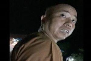 Sau nghi án gạ tình nữ nhà báo, sư Thích Thanh Toàn bị đình chỉ trụ trì chùa Nga Hoàng
