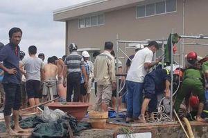 Ba công nhân tử vong nghi do ngạt khí trong lò nung sắt