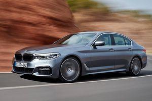 BMW 5 Series mild hybrid sẽ được ra mắt vào tháng 11/2019
