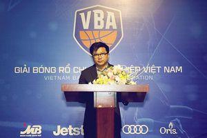 Chủ tịch Liên đoàn bóng rổ Việt Nam trúng cử Hội đồng FIBA 3x3 Thế giới