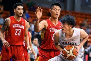 SEA Games 30: Đội tuyển bóng rổ Việt Nam 'luyện công' ở đâu?