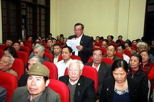 Phát huy quyền làm chủ của dân qua đối thoại
