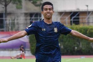 Singapore gọi sao trẻ 16 tuổi tham dự vòng loại World Cup 2022