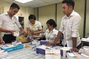 Bắt đầu chuyển phát hơn 18.000 vé trận Việt Nam – Malaysia qua bưu điện