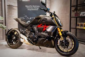 Chi tiết Ducati Diavel 1260 vừa về VN, giá từ 799 triệu đồng