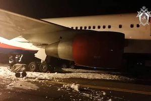 Cục Hàng không VN lên tiếng về chuyến bay từ Cam Ranh cháy càng đáp