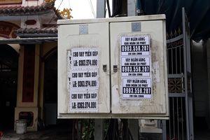 TT-HUẾ: 'Dọn sạch' sim rác và tin nhắn rác để ngăn chặn 'tín dụng đen'